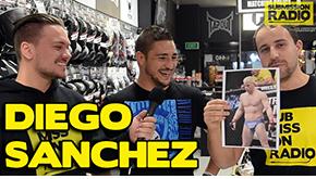 Diego Sanchez Video